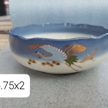 Seeking info on these beautiful bowls!! - Asian