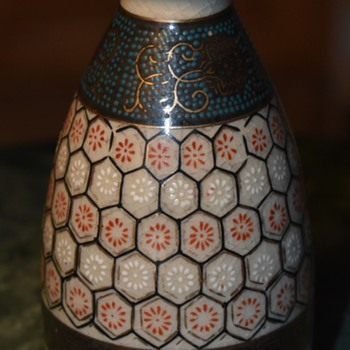 Sake Bottle - Pottery