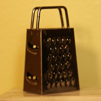 Very Tiny Cheese Grater - Kitchen