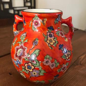 Cloisonné Vase  - Asian