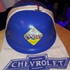 New Old Stock Chevrolet Soap box derby helmet
