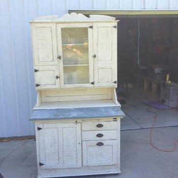Hoosier Like Cupboard - Furniture