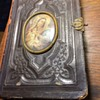 VERY OLD POLISH BIBLE WITH DOCUMENTS INSIDE