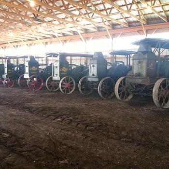 Steam tractors  - Tractors