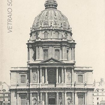 PARIS – LE DÔME DE L'HÔTEL DES INVALIDES  - Postcards