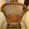 Antique/Vintage Curved Back Chair