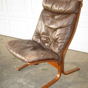 """Westnofa """"Siesta"""" Chair - designed by Ingmar Relling - Mid-Century Modern"""