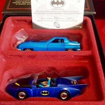 Batmobile collection - Toys