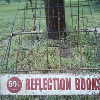 Old 50's book - Signs