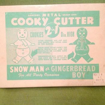 Cookie Cutter Assortment