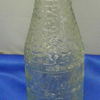 Mohr Bros. toledo Bottle - Bottles