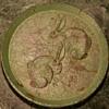 Bronze Rabbit Plaque - Japan?