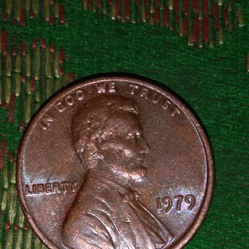 1979 Penny  - US Coins