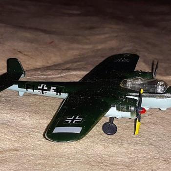 Bachmann Mini-Planes Dornier DO-17 Circa 1970s - Toys