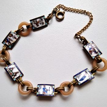 Art deco bracelet - Art Deco