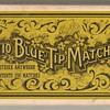 1960's - Ohio Blue Tip Matches - Box