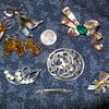 More Sterling Brooches Fresh From The Flea Market 5/25/2019