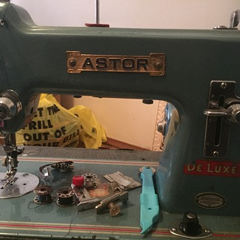 Old sewing machines  - Sewing