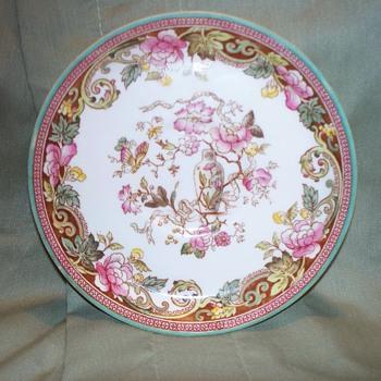 Anglo China England Saucer  - China and Dinnerware