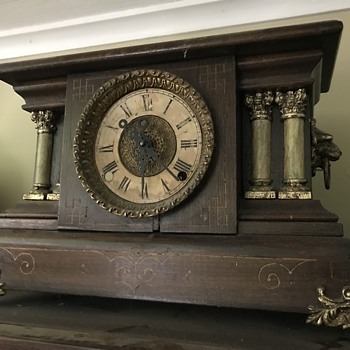 Ingraham Adrian or Adamantine ?? - Clocks