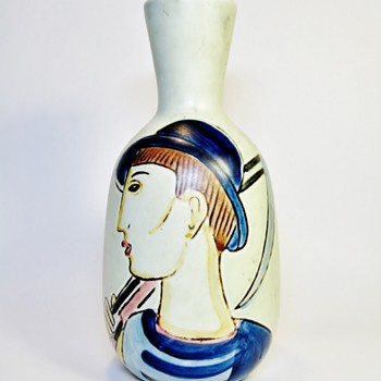 CARL HARRY STALHANE 1920-1990 - Pottery