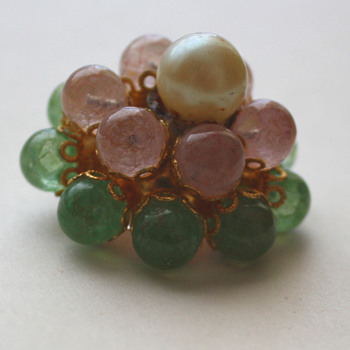 An interesting pendant - Costume Jewelry