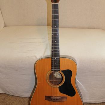 Madeira Accoustic Guitar