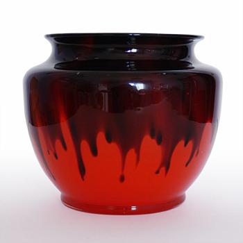 Loetz vase - Art Glass