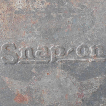 early SNAP-ON tool chest