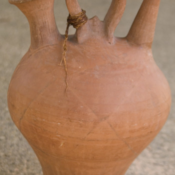 clay pot vintage - Pottery