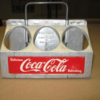 New Aluminum Carrier  - Coca-Cola