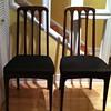 Victoriaville Furniture Ltd. chairs.