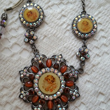 A salvation army find - Costume Jewelry