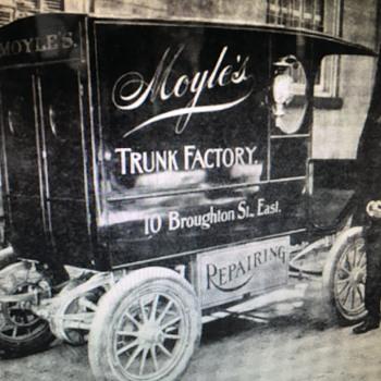 Trunk trucks #2 - Furniture