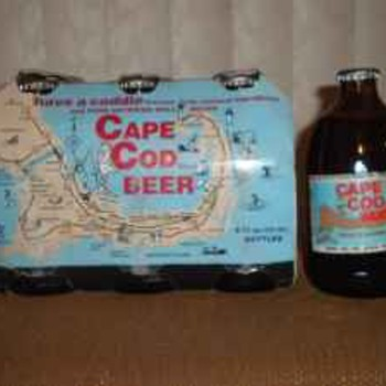 Help! cannot find any info at all, on this Item  Cape Cod Beer 1969-1971