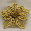 One Of My Favorite Gold Tone Leaf Brooch