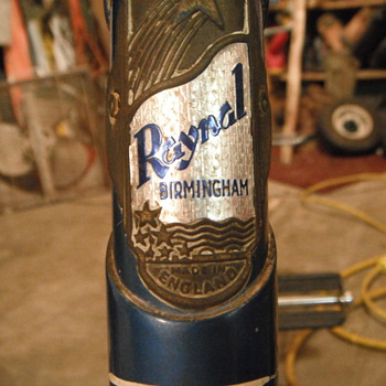 Raynal English bicycle - Sporting Goods