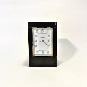 TIFFANY & Co DECO CLOCK  - Art Deco