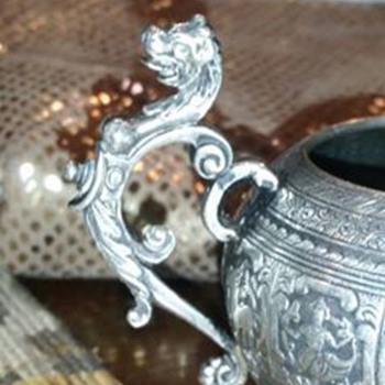 london silver i think - Silver