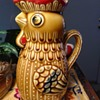 Ceramic Rooster Pitcher