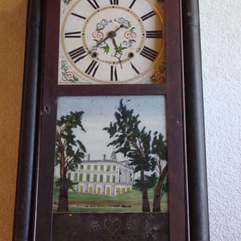 Recently inherited Seth Thomas clock. Need help identifying date it was made. - Clocks