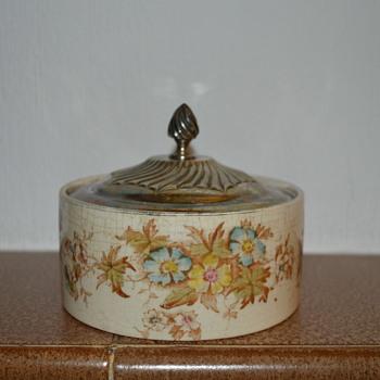Crown Devon table ware - muffin holder ? - China and Dinnerware