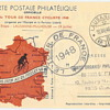 1948 Tour de France Post Card Set