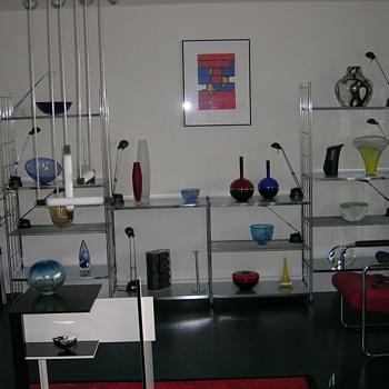 livingroom - Art Glass