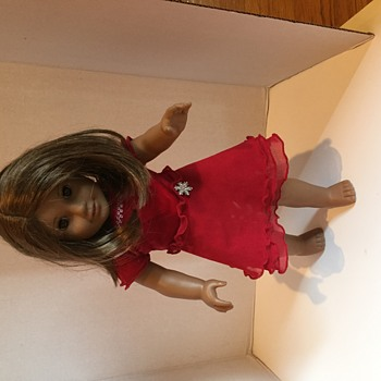 American girl doll  full-size  - Dolls