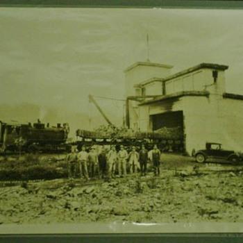 Original Darius Kinsey Railroad/Mining Photographs in Orig. Folder