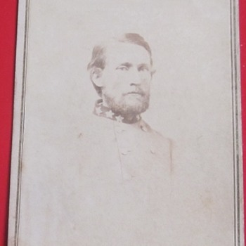CDV  Col. John S. Mosby - Military and Wartime