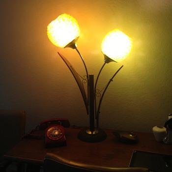 Amazing Spaghetti Bulb Lamp - Mid-Century Modern
