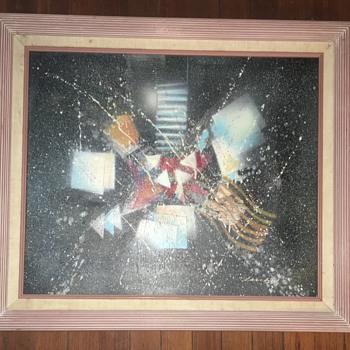 Abstract art  - Fine Art