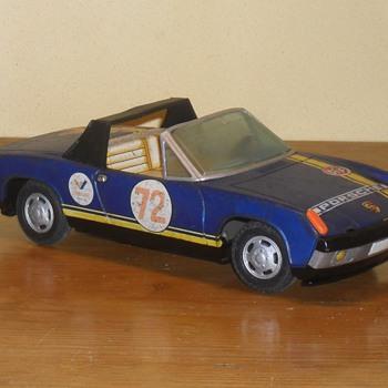 Daiya Porsche - Toys